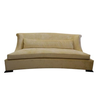 Grayson Curved Sofa