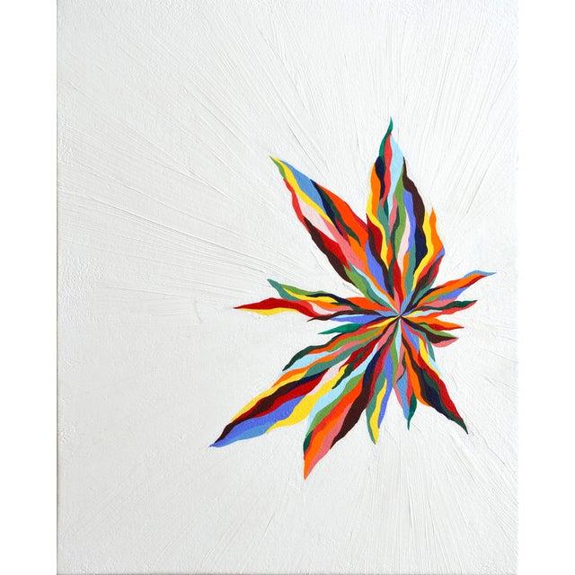 """Original """"Luz Del Fuego"""" Painting - Image 1 of 4"""