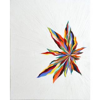 """Original """"Luz Del Fuego"""" Painting"""
