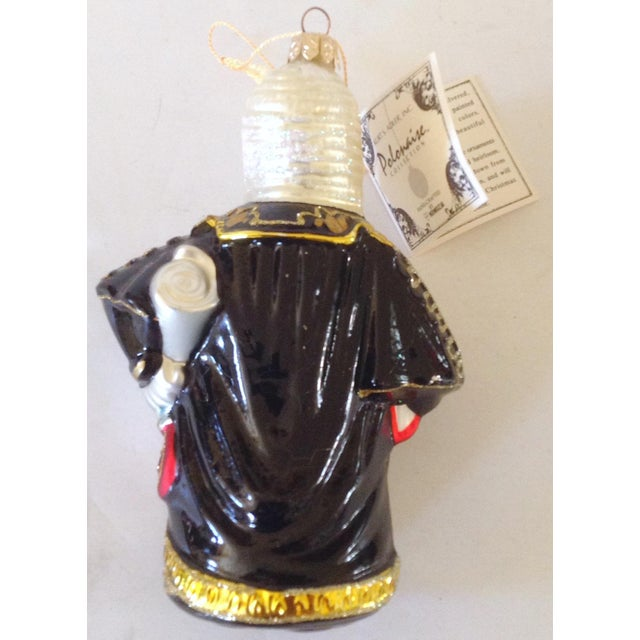 Kurt Adler Polonaise Judge Christmas Ornament