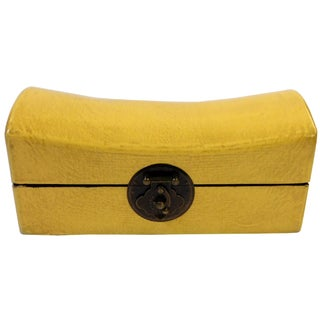 Chinese Yellow Container or Box