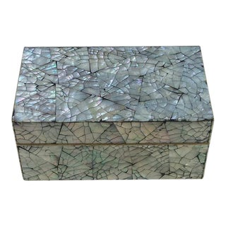 Abalone Shell Mosaic Box