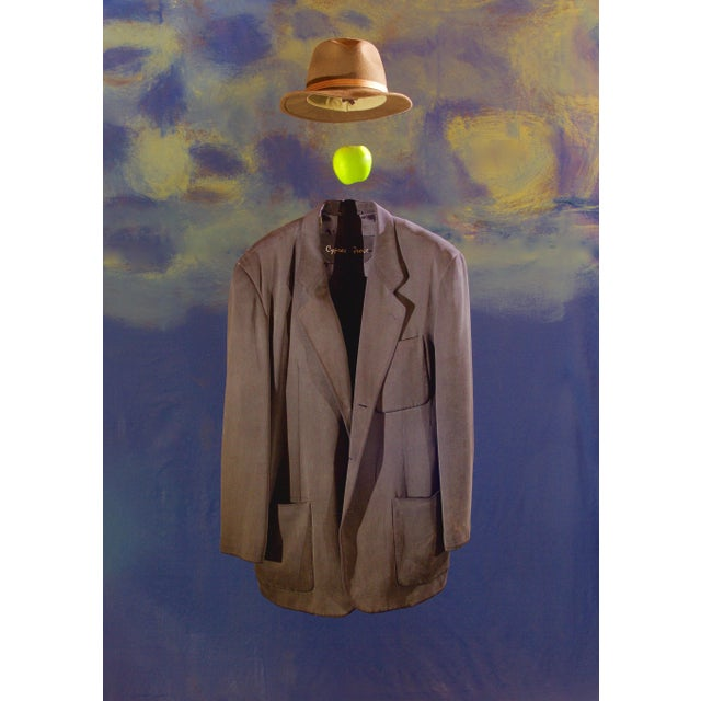 "Harvey Edwards ""Homage to Rene Magritte"" Photograph - Image 2 of 3"