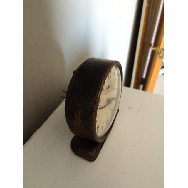 Vintage Industrial-Style Clock - Image 3 of 4