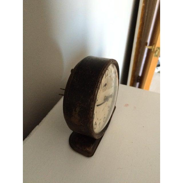 Image of Vintage Industrial-Style Clock