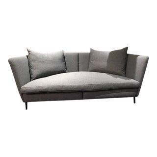 Montauk Modern Grey Couch