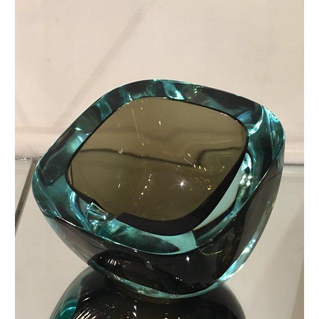 Vintage Murano Italian Art Glass Ashtray - Image 4 of 5
