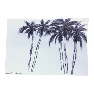 Palm Original Ink Painting