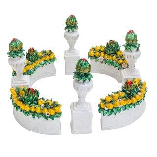 Ornamental Tuscan Garden Centerpiece