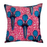 Image of Sample Sale XL Wax Print Pillow Cover