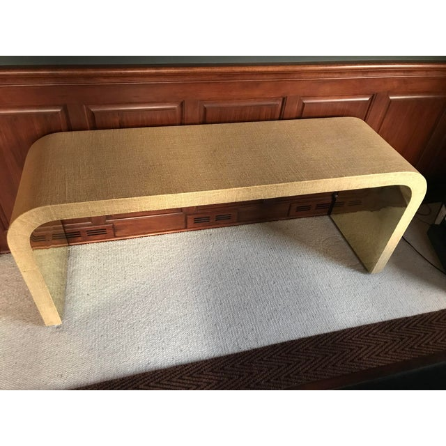 Mid-Century Modern Ernest C Masi Sideboard Table - Image 2 of 6
