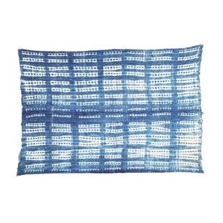 "Batik Blue Throw - 3'3"" X 4'9"""