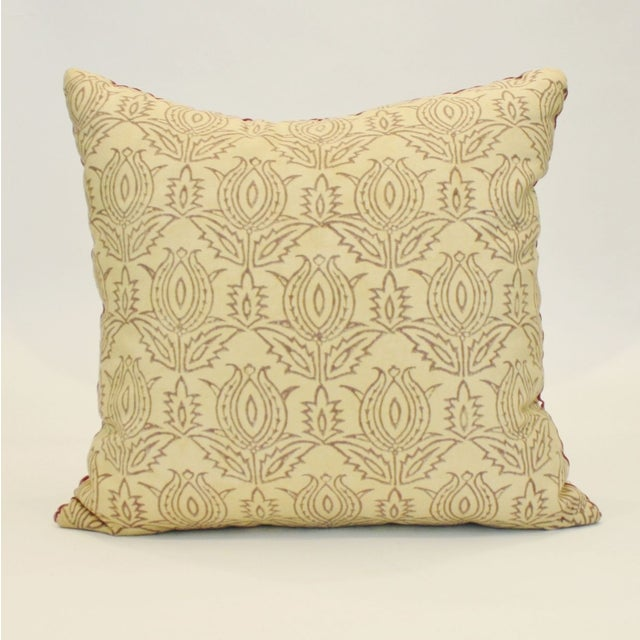 Madeline Weinrib Thistle Pillow - Image 2 of 3
