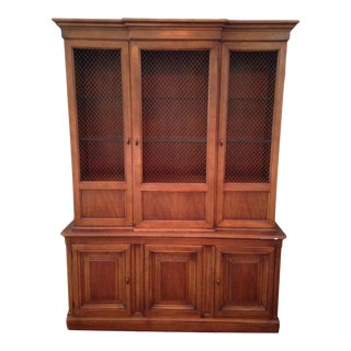Drexel Heritage China Hutch
