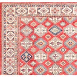 """Image of Kazak Hand Knotted Wool Rug - 12'5"""" x 15'8"""""""