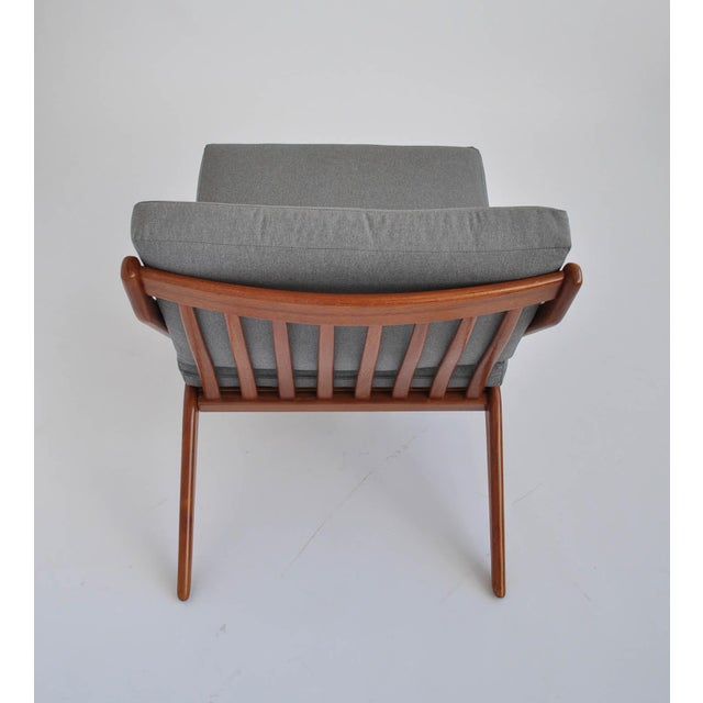 Folk Ohlsson Scandinavian Scissor Lounge Chairs - Image 6 of 10