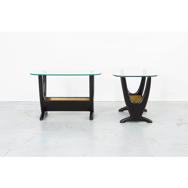 Set of Adrian Pearsall Side Tables - Image 4 of 11