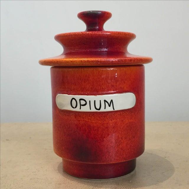 Image of Raymor Italian Drug Jar