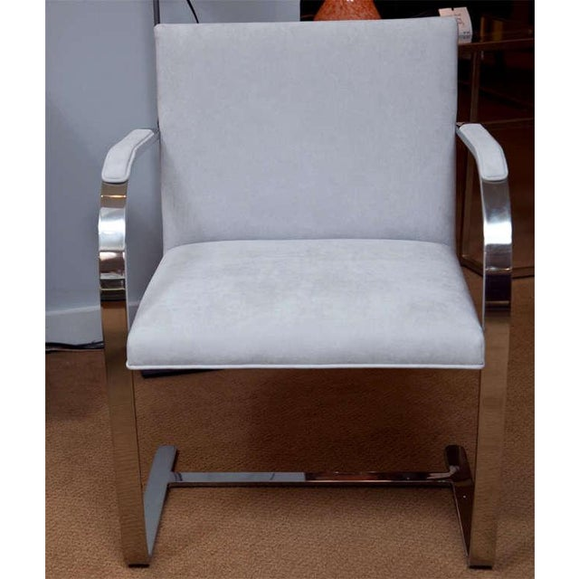 Pair of Mies Van Der Rohe Brno Chairs - Image 5 of 7
