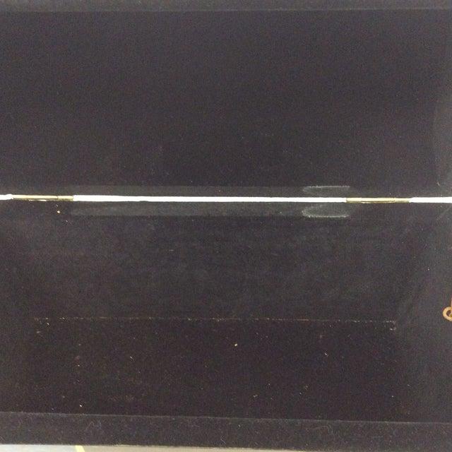 Maitland- Smith Lapis & Penshell Box - Image 9 of 11
