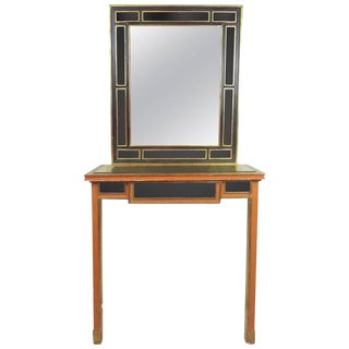 Pierrefeu Mirrored French Vanity