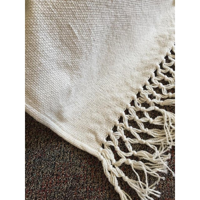 Natural Merino Wool Drapes/Bed Covers – A Pair - Image 5 of 7