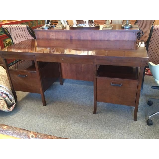 Image of Baker Bill Sofield Bridger Library Desk