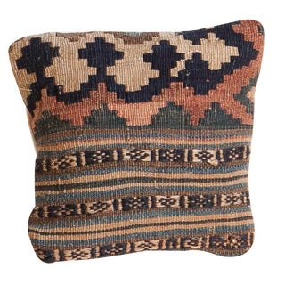 Faded Kilim Pillow