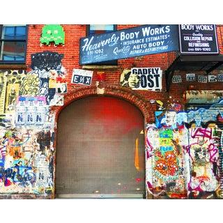 Contemporary New York Street Art Photo
