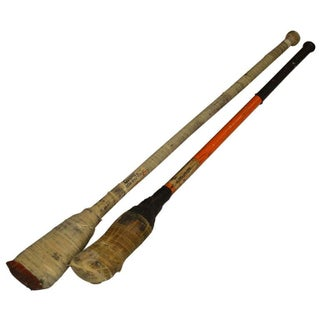 Broom Ball Sticks from Canada - A Pair