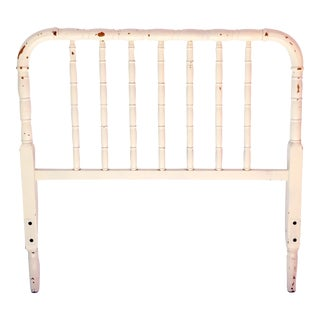 Antique Brass Twin Headboard