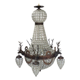 Stag Empire 11-Light Chandelier
