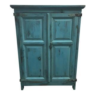 Vintage Shabby Chic 2 Door Cabinet