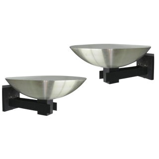 Pair of Dutch Mid-Century Wall Sconces by RAAK for Artifort