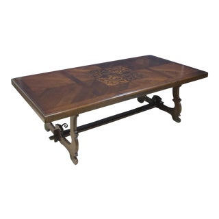 Artitalia Northern Italian Baroque Style Table