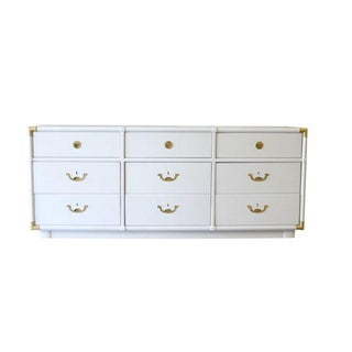 Drexel Accolade Campaign Style Dresser