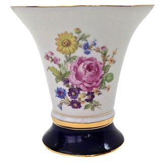 Royal Dux Posy Vase