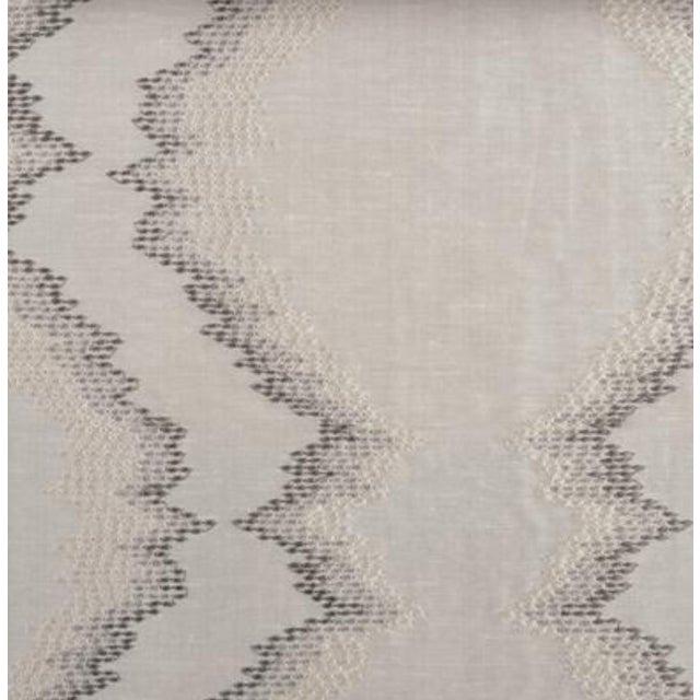 Highland Court Diamond Cinder Fabric - 6 Yards - Image 2 of 3