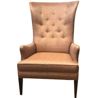 Hickory Chair Modern Bird Wing Chair