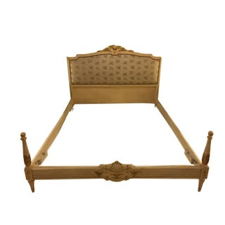 Painted French Louis XVI Style Bed