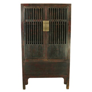 Antique Qing Dynasty Kitchen Cabinet