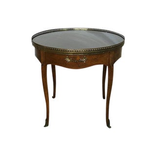 Baker Round Side Table