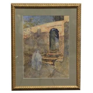Vintage Sarreid Ltd. Watercolor