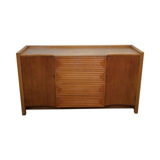 Johan Tapp Gumps Mid Century Faux Bamboo Sideboard