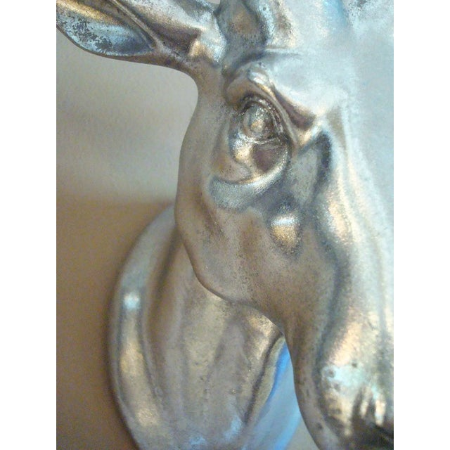Image of Gazelle Wall Mount in Silver