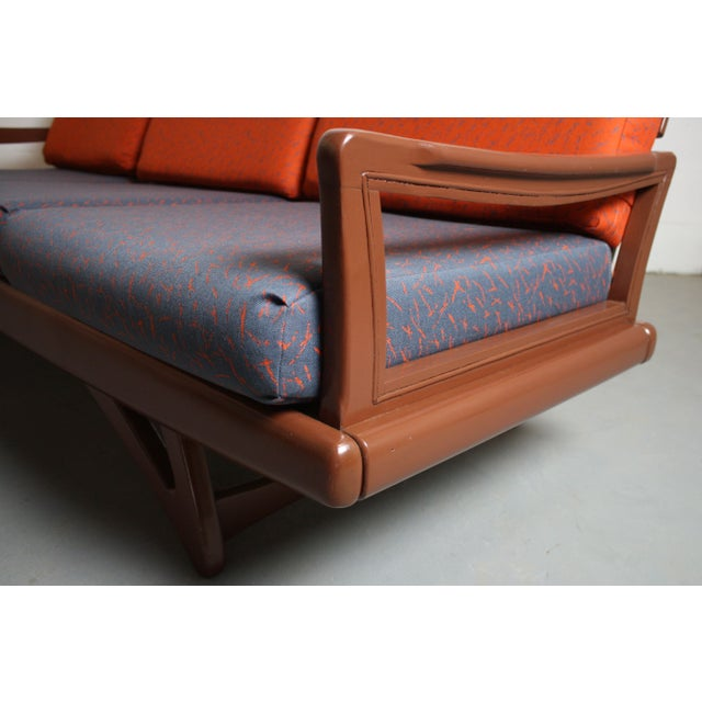 Mid-Century Modern Danish Sofa - Image 6 of 6