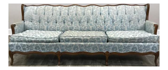 Vintage Used Sofas Chairish