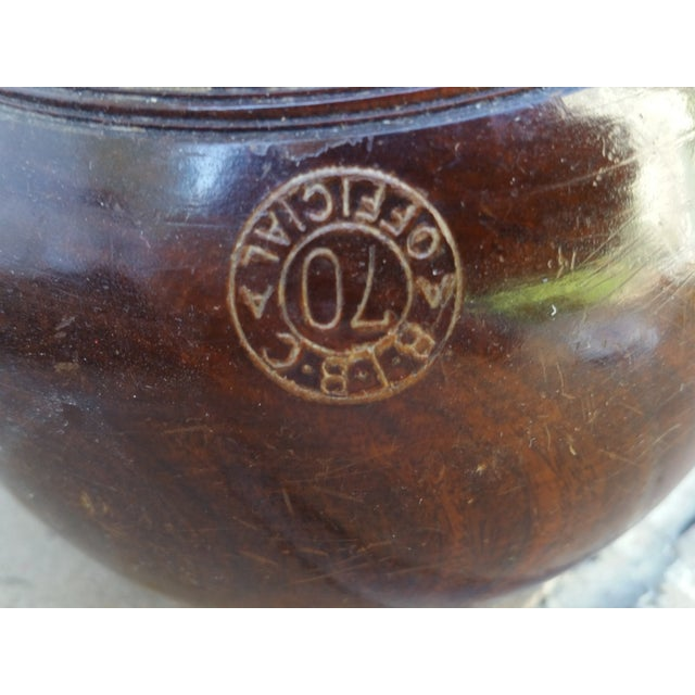19th Century Lawn Bowls - Pair - Image 4 of 5