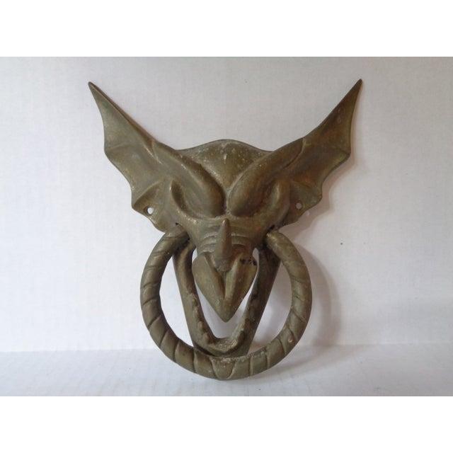 Image of Dragon Door Knocker