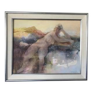 Diane LaCom Original Figurative Painting